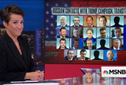 Trump camp had at least 19 Russian contacts