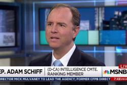 Schiff: Flynn investigation at critical point