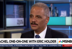 Holder: Gerrymandering threatens US democracy