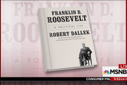 New book traces FDR's political evolution
