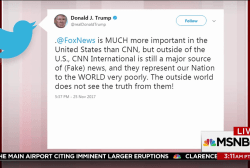 Joe: Everyone must condemn Trump's press...