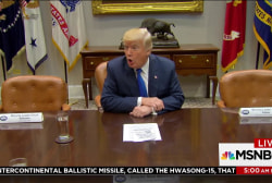 Trump fails at the art of the political deal