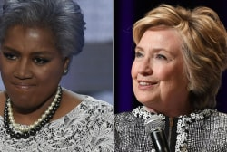 Brazile Considered Replacing Clinton With...