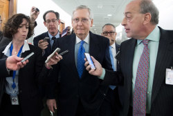 Senate debating tax cuts ahead of final...
