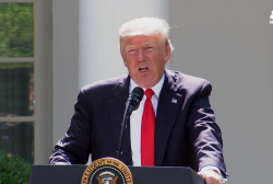 Tracking Eight Trump Campaign Promises One...