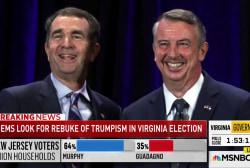 Virginia Gubernatorial Candidate: We've...