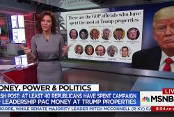 Money, Power, Politics: GOP lawmakers'...