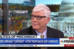 Hugh Hewitt on why Trump is backing Roy Moore