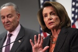 Schumer, Pelosi cancel planned WH meeting...