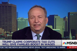 "Lawrence Summers on Trump's ""Nonsense"" Tax..."