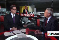 Dan Rather on the similarities of the Trump and Nixon presidencies