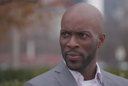 Chicago activist Jedidiah Brown on trauma, mental health