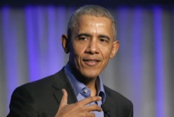 Obama trumps Trump as 'most admired man'