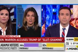"""Gillibrand slams Trump for """"sexist smear"""""""