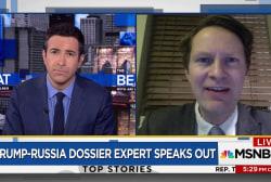 "Author of ""Collusion"" on Mueller's latest subpoenas"