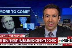 "Warner: ""More"" Mueller indictments coming"