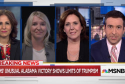 """Women beat"" Trump every time - Analysts dissect Alabama loss"