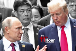 Jeremy Bash: Trump seems somehow beholden to Russia