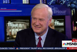 Why Chris Matthews likens Trump family to...