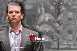 Donald Trump Jr. faces Russia questions on...