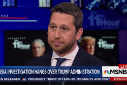 Stokols: Trump allies prepping for obstruction charge