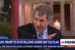 Report: President Trump will 'save millions' with new tax bill