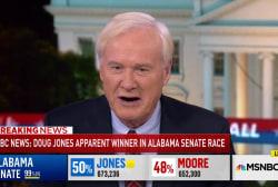 Doug Jones is the apparent winner of the Alabama Senate race