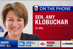 Sen. Amy Klobuchar: 'The people of Alabama have spoken'