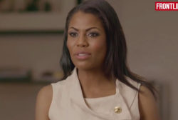 Omarosa fired, physically removed from White House
