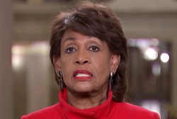 Rep. Maxine Waters: What is Trump hiding?