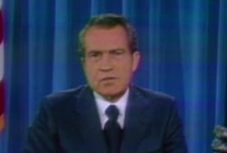 Lessons from Watergate for the Russia investigation