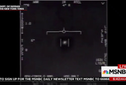 Pentagon confirms they've been investigating UFOs