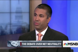 One on one with Ajit Pai