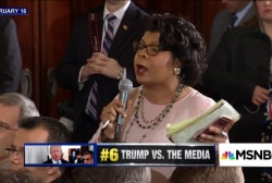 #BestofJoy: President Trump versus The Media