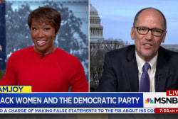 Tom Perez, DNC Chairman, on black voters securing Alabama