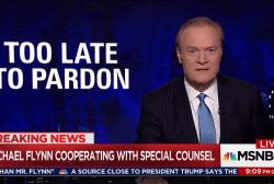 Lawrence: Flynn guilty plea means walls...