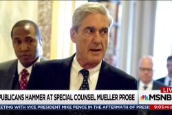 GOP looks to oust Mueller as probe heats up
