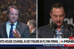 Report: Lawyer told Trump Flynn broke law