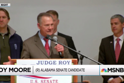 Roy Moore mistaken in Alabama recount claim