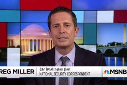 Trump favor for Russia a security risk: WaPo