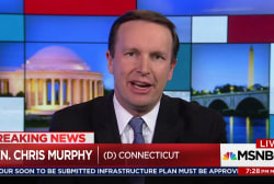 Sen Murphy: GOP tax bill a gift to donors