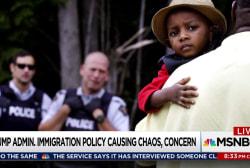 Cruel Trump policy strikes fear in immigrants