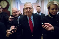 Senate Republicans set to pass tax bill...
