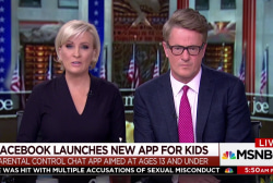 Mika says 'no thank you' to Facebook for kids