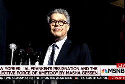 Is Franken's fate Dem course correction...