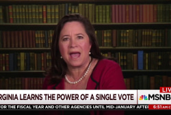 Virginia learns the power of a single vote
