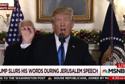 Trump speech revives questions of his fitness