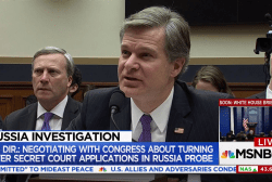FBI Director seems to confirm use of FISA...
