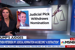 Meet the three Trump judicial picks who have withdrawn