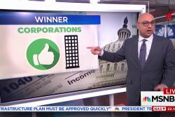 GOP tax bill winners and losers